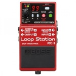 Effects Pedal Boss Loop Station Compact