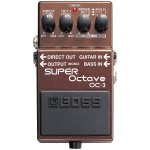 Effects Pedal Boss Super Octive