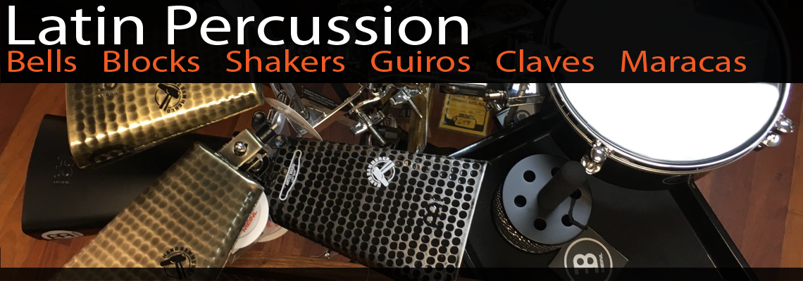 Latin Percussion instruments
