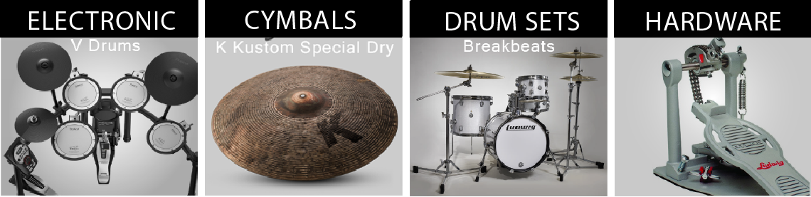 Uptempo Percussion Instruments