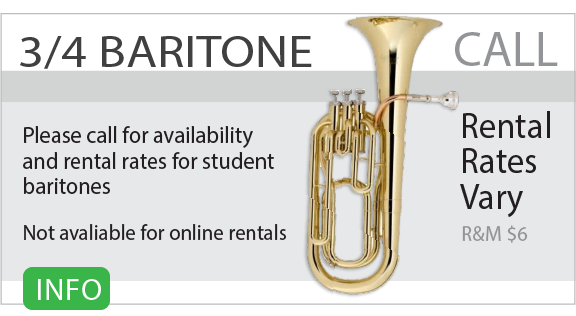 Baritone Rent To Own