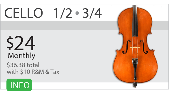 Cello Rent To Own