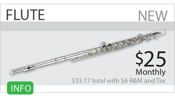 Flutes Rent To Own