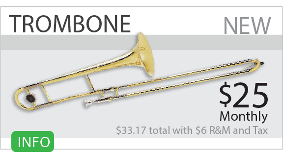 Trombone Rent To Own