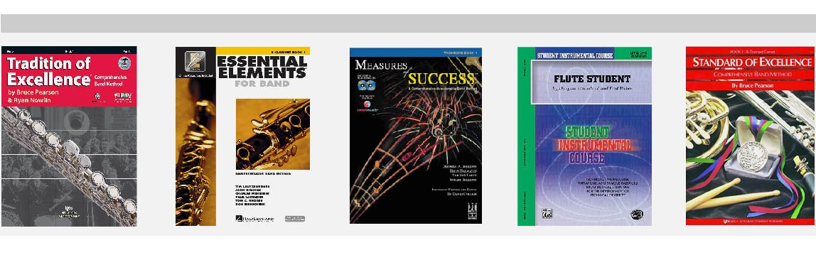 schoolband method books