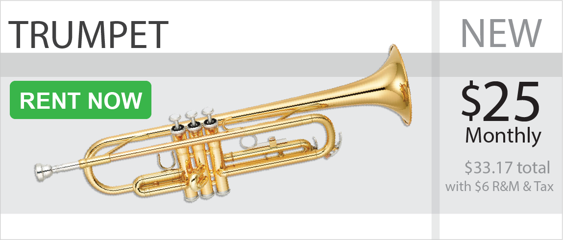 Trumpet Rent to Own
