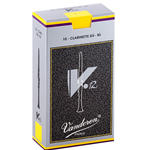 10 Bb Clarinet V12 Reed #3 1/2