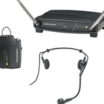 Audio Technica ATW-901a/H Headworn Wireless System