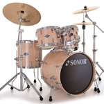 Drum Set Shell Pack Sonor Force Stage 3 Maple