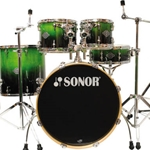 Drum Set Shell Pack Sonor Force Stage 3 Green