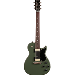 Godin Summit Classic SG Matte Green w Bag