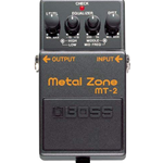 Effects Boss Metal Zone MT-2