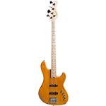 Cort GB7 Bass Guitar Amber