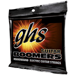 Guitar 11-70 Heavyweight Low Tune Boomers Electric Strings