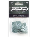 Dunlop Gator Grip 1.5mm Picks 12pk