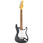 3/4 Electric Guitar Jay Turser Black