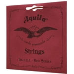 Ukulele Strings Aquila Concert Red High