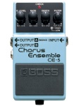 Effects Pedal Boss Chorus Ensamble