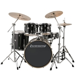 Drum Set Ludwig Element Evolution 20 Black