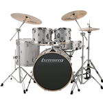 Ludwig Element 22 White Sparkle Drum Set