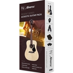 Alvarez Orchestra Model Acoustic Guitar Pack Sunburst