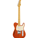 G&L Tribute ASAT Classic Bluesboy Semi-Hollow Orange