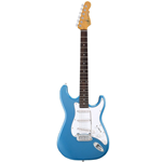 G&L Tribute Legacy Lake Placid Blue