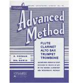 Rubank Advanced Alto Saxophone Vol 1