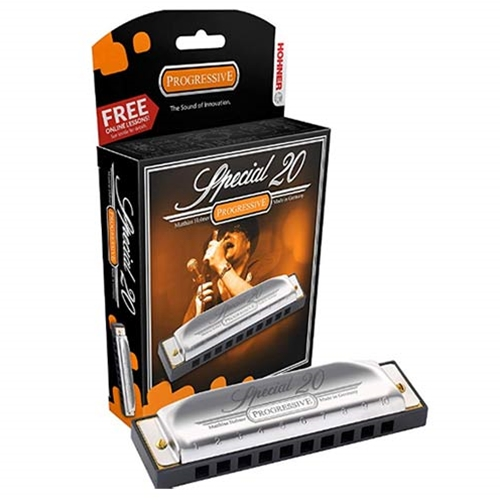 Harmonica Hoh.Special20G