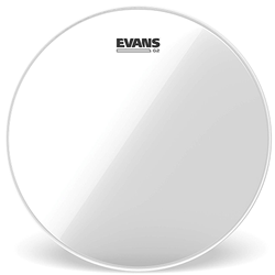 "Evans 12"" G2 Clear Drum Head"