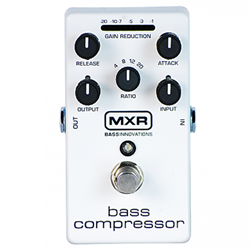 Effects Bass MXR M87 Bass Compressor