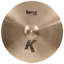 "Zildjian 21"" K Sweet Ride"