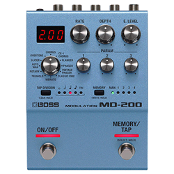 Boss Modulation MD-200 Pedal