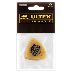 Picks 6pk Dunlop Ultex Tri .88mm