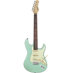 Tagima TG530 SG Strat Style Surf Green