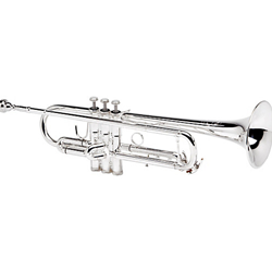 B&S Challanger I  BS3137-2-0 Trumpet Silver