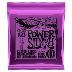 Strings EG Ball Power Slink Purple