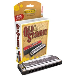 Harmonica Hohner Old Stand By G
