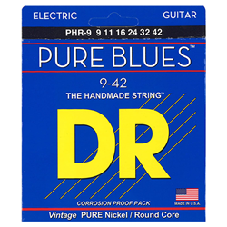 Strings EG DR Pure Blues 9-42