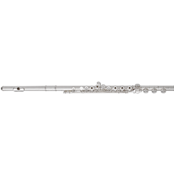 North Bridge NB600 Flute Silver Head, Body and Foot
