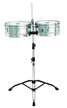 Timbales Meinl Headliner Chrome