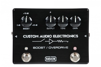 Effects MXR Boost/Overdrive