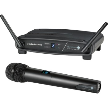 Mic Wireless AT SYS 10 Digital Hand Held