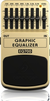 Effects Behringer Graphic EQ